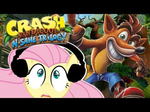 Crash Bandicoot N. Sane Trilogy   🍉 Fluttershy Edition!