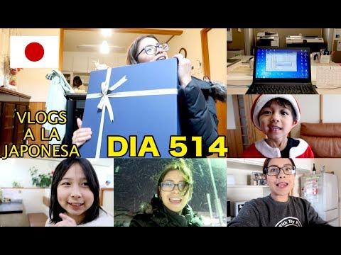 Vamos a la Oficina Japonesa + Lo Que Me Regalo en Navidad JAPON - Ruthi San ♡ 27-12-17