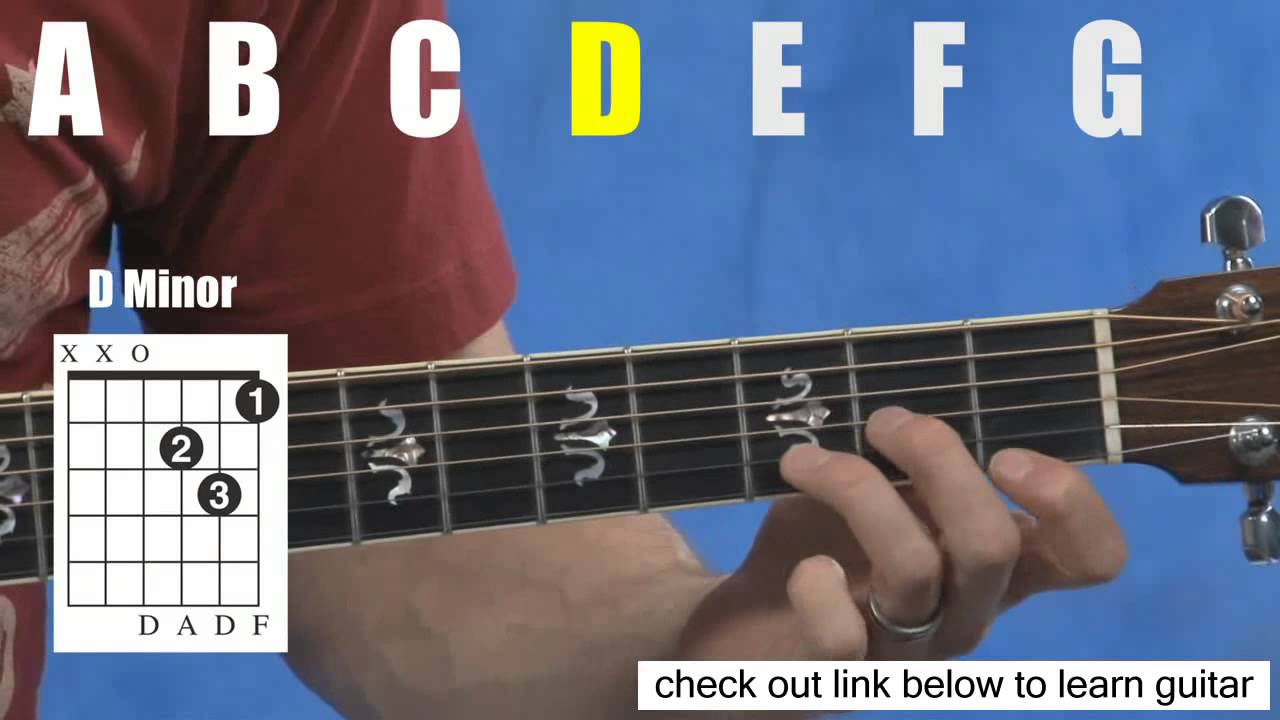 Study Easy Methods To Play Guitar Chords Youtube