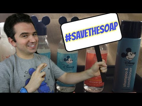 Save the Disney Soap