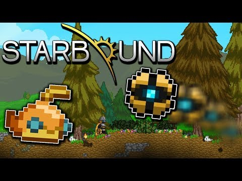 Starbound - CAPTURING PETS (Funny Moments and Fails) [2]