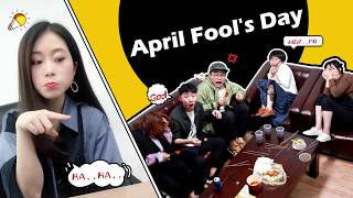 【Office Story】Happy April Fool's Day? NO WAY! | Ms Yeah
