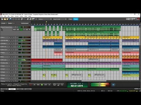 Raisa & Isyana Sarasvati - Anganku Anganmu (Ginan Nanz Remix)