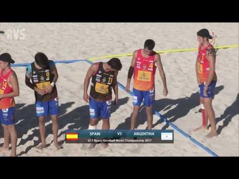 M14 Group C SPAIN vs ARGENTINA Main Court
