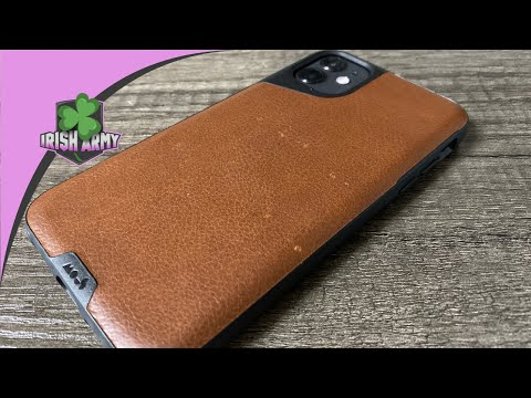 Mous Contour Apple Iphone 11 Quick Review and Thoughts