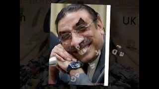 Zardari Funny Video - (Funny Faces Of Asif Zardari)