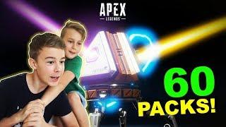 APEX | Vår bästa PACK OPENING, köper för 2000 ฿t !! (Legendary, Epic...!)