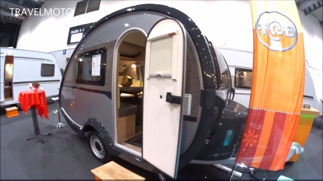 tab 320 rs small caravan 2017 youtube. Black Bedroom Furniture Sets. Home Design Ideas