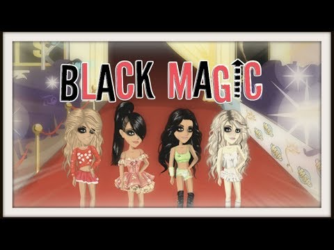 Black Magic  Msp ♥