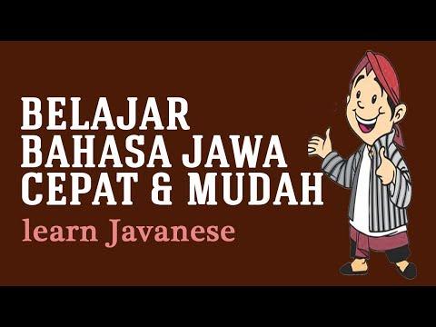 Belajar bahasa jawa cepat oleh Niken Larasati