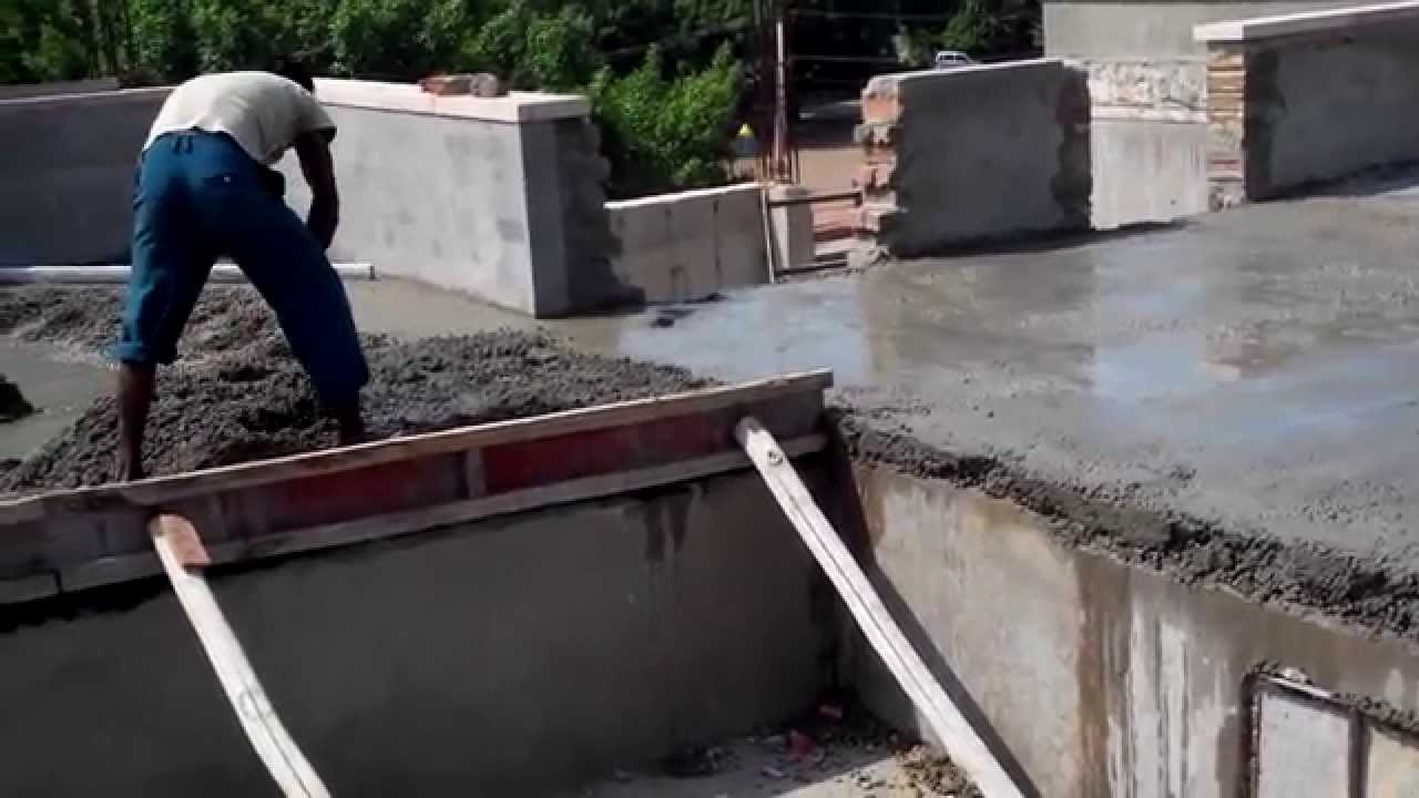 Application Video On Lightweight Waterproofing Using