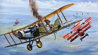 The Clouds Cavalry-Air Battle Dogfight WW1