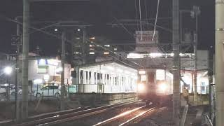 20201220 東武10050型11653F 区間急行 柏ゆき 初石発車