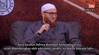 Obat Mujarab Bagi Pengidap Homoseksual - DR. Muhammad Solah