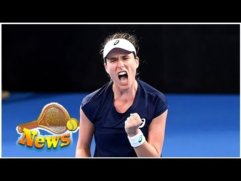 Jo konta and heather watson lead great britain fed cup charge