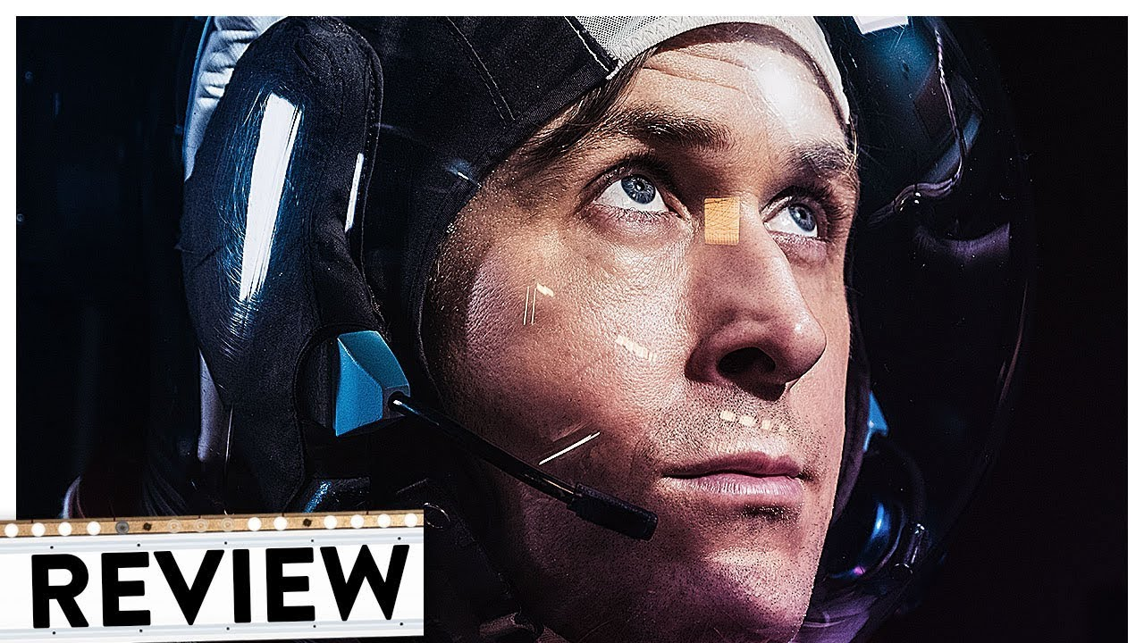 AUFBRUCH ZUM MOND - FIRST MAN | Review & Kritik | inkl. Trailer Deutsch German