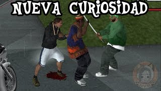 Nueva curiosidad en GTA San Andreas PC (2 jugadores)