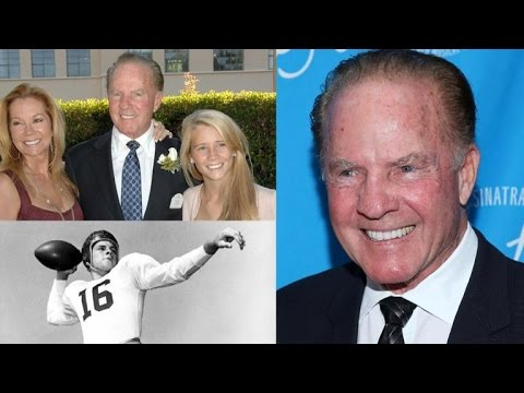 Frank Gifford's Family Reveals Football Legend Suffered From Brain Disease After Head Traumas