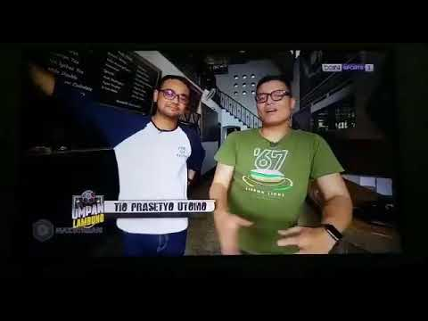 Parmagiani Indonesia in Bein Sports