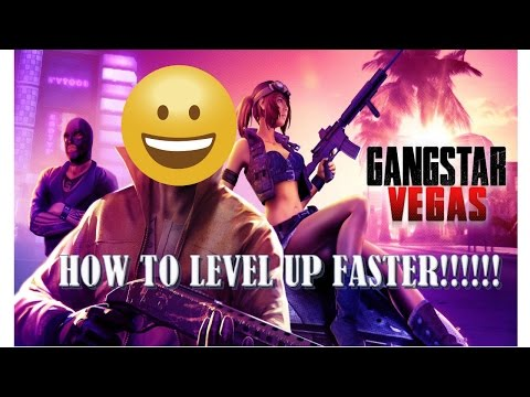 Gangstar Vegas|how to level up faster! (Easy and it works)