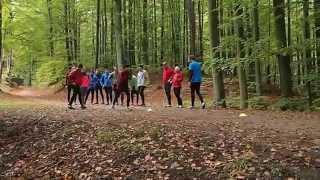 Trening biegowy F3Team 17.10.2015