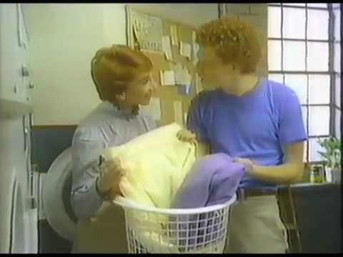 1983 Wisk Detergent Commercial
