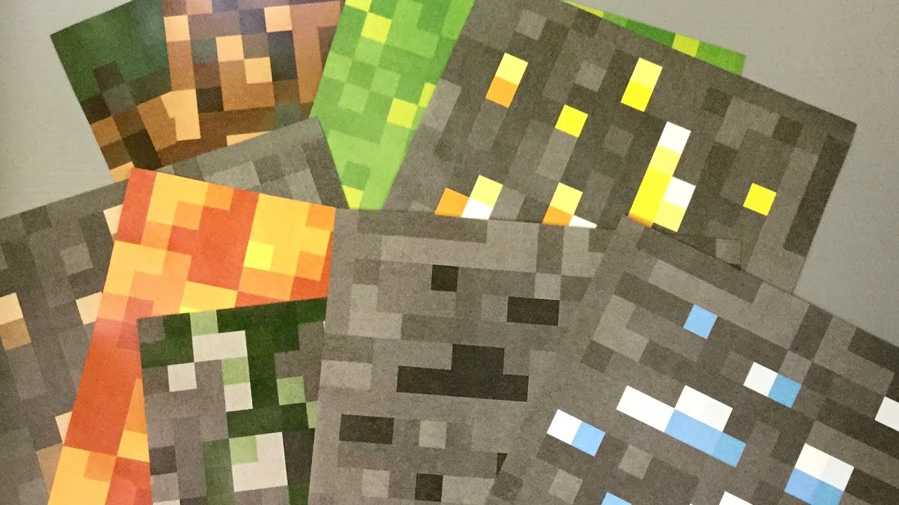 Dynamic image with regard to printable minecraft pictures