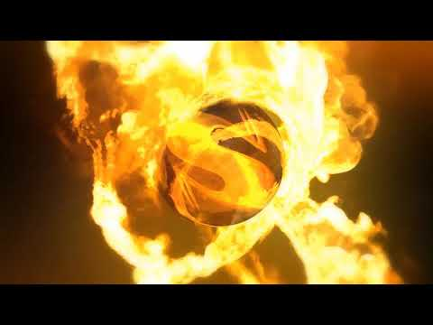 Fire Logo  - After Effects template from Videohive