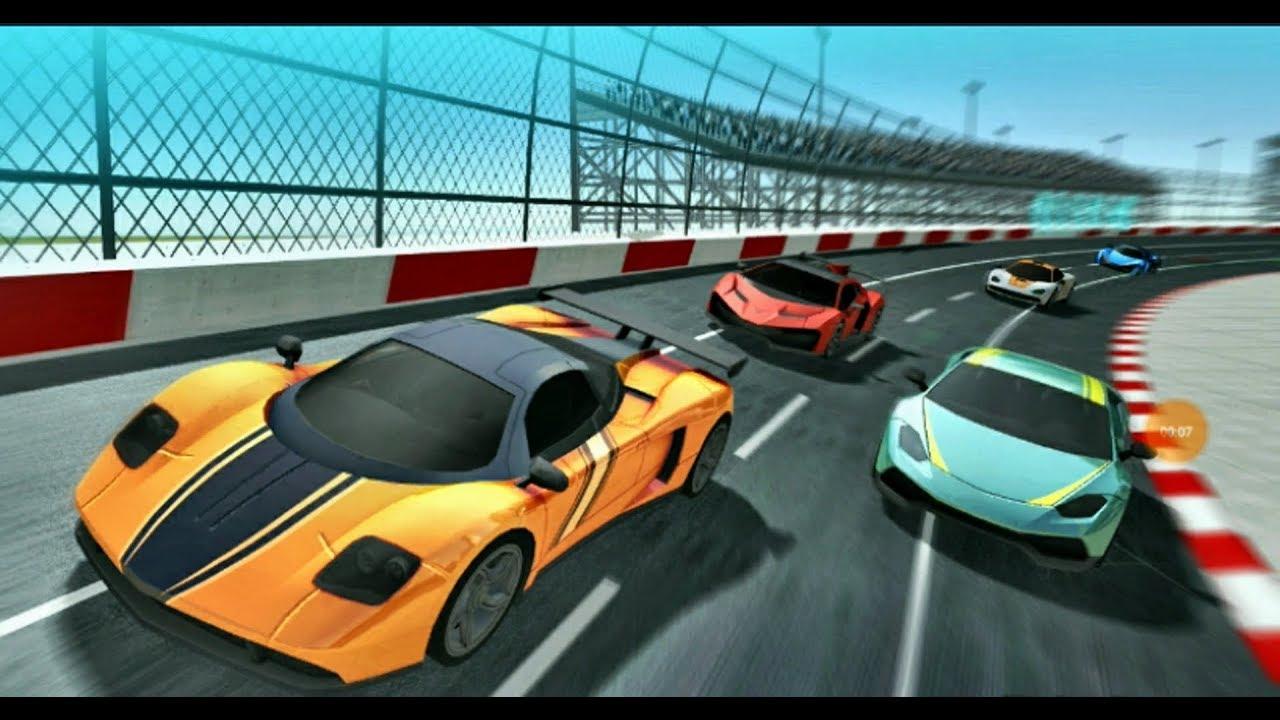 Игры машины на трассе