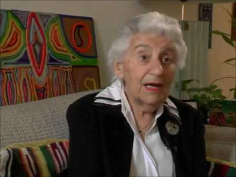 Last Golden Links : Interview with Lilke Majzner Part 1 of (4): Growing Up in Yiddish