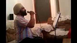 Hui shaam unka khayaal aa gya..by Vijay Singh Vaid