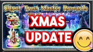 [FFBE] XMAS Update news! This week banner, New 7star Awakening and more!