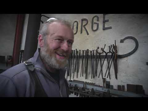 Ronan Kelly's Ireland: Mike Budd, Blacksmith