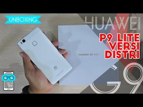 CUMA 2,2jutaan! Unboxing Huawei P9 Lite (G9) versi Distributor! + Tes Kamera Video Manual