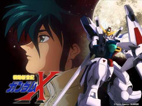 Gundam X Dreams instrumental karaoke
