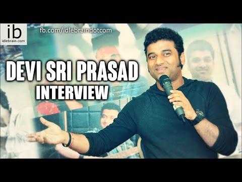 Devi Sri Prasad interview - idlebrain.com