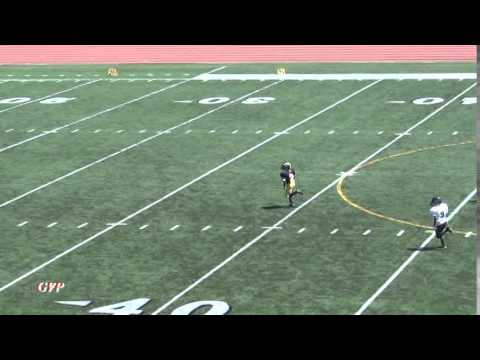 Graves VP Inderkum Jr. Tigers vs Rosemont Highlight 2014