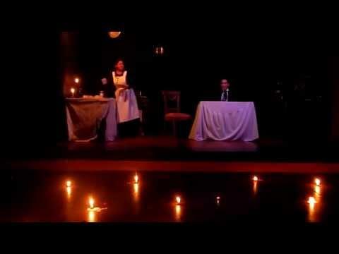Señorita Julia- Parte 1 (August Strindberg)