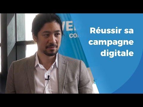 5 Points Pour Réussir Votre Campagne Digitale - Adrien Tang