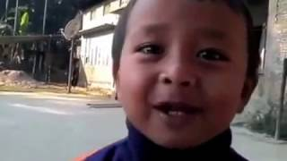 Washing Powder Nirma Assamese Song By Small Boy Kusum Kailash