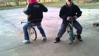Krasses Fahrrad :)