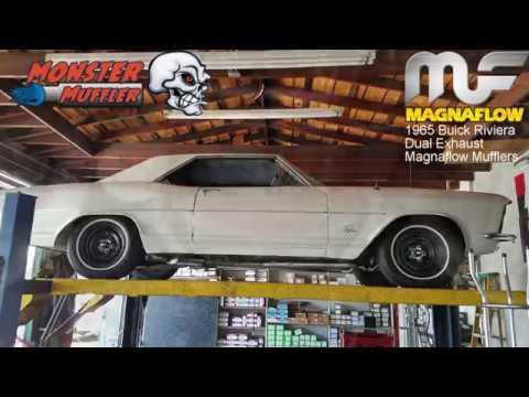 1965 Buick Riviera - Magnaflow Mufflers - Dual Exhaust (Magnaflow Exhaust)
