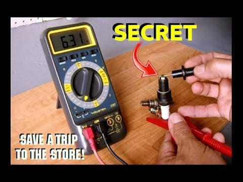 How to rule out a Spark Plug as your problem