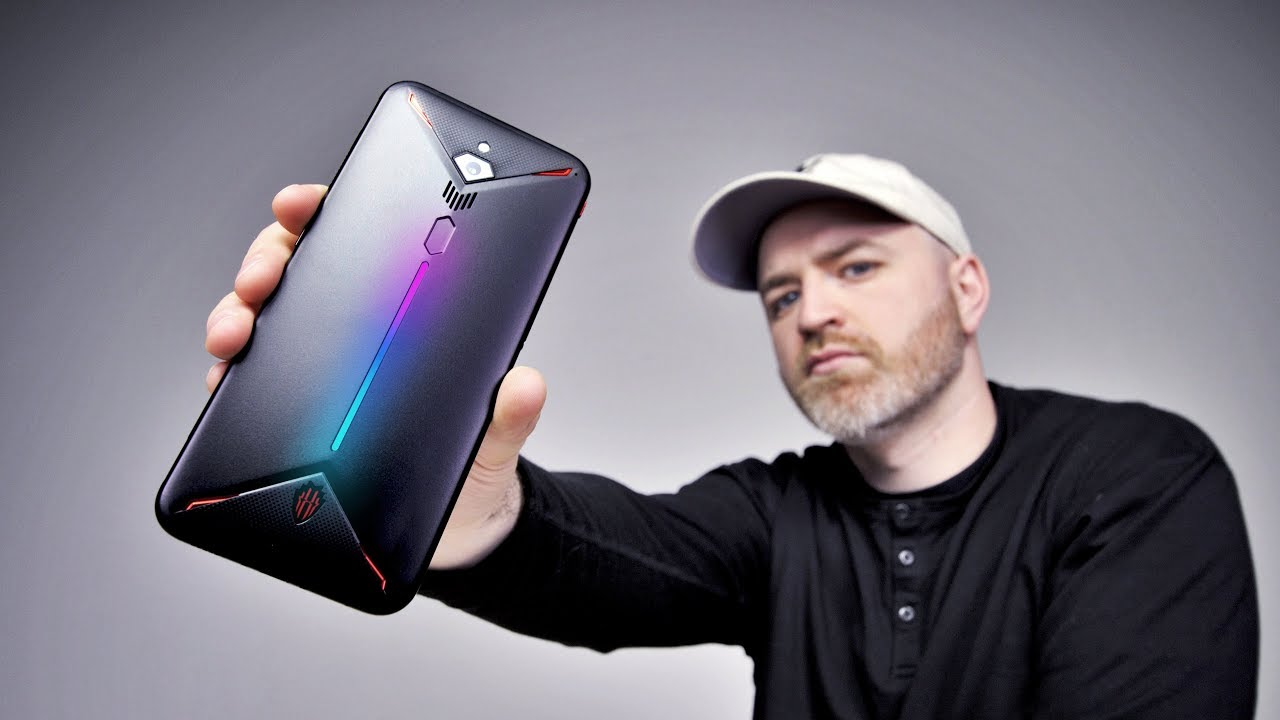 The Gaming Smartphone Of Your Dreams...
