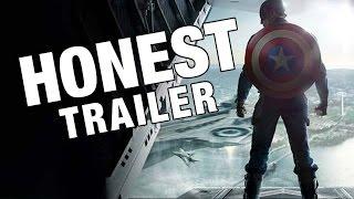 Честный трейлер - Первый Мститель: Другая война (Rus Sub)
