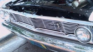 1964 Ford Galaxie 500 Hardtop P Code  Wht NSmyr081112
