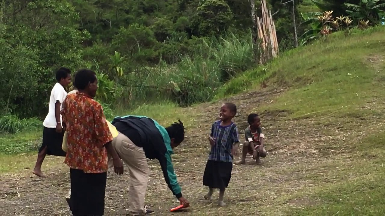 District Kelila Paud 2019 Frisbee And Football 2 Remote School Papua Foundation