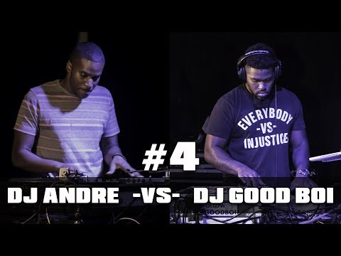 DJ BATTLE for Autism 2018 Detroit ROUND #4: DJ ANDRE vs DJ GOOD BOI