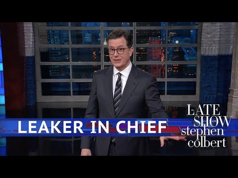 Trump Hates White House Leaks, According To White House Leaks