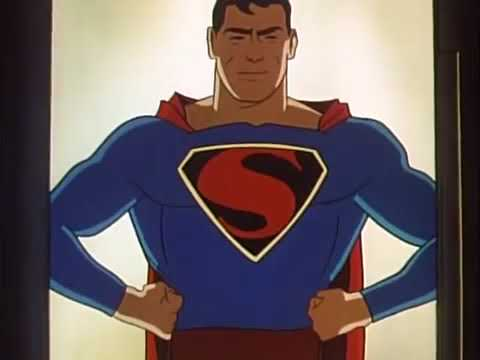 SUPERMAN CARTOON (Series Collection) - Showdown (1942)